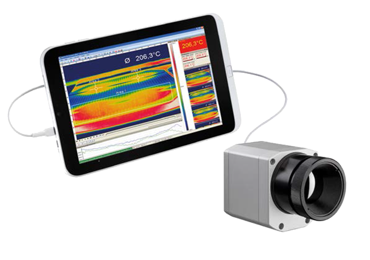 Evatherm thermography