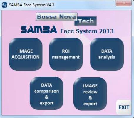 Samba face software